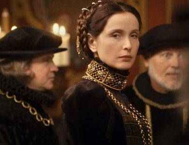 Die Gräfin Erzebet Bathory (Julie Delpy) ist eine mächtige Frau in der männderdominierten Welt des 17. Jahrhunderts.