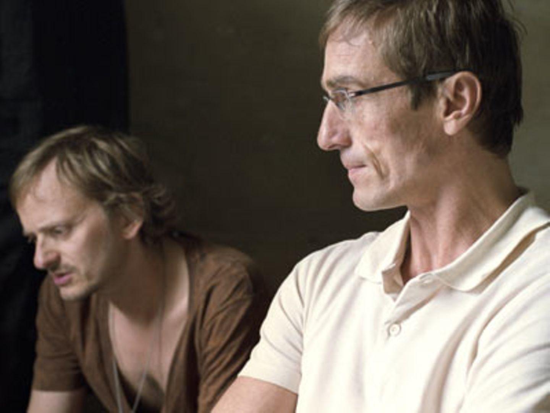 Kino-Tipp: Mitte, Ende August    Die Brüder Thomas (Milan Peschel) und Friedrich (André Hennicke)