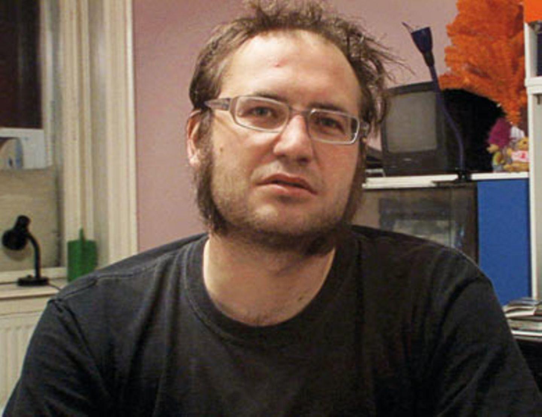 Im Kino: Mein halbes Leben    Auch Martin Obermayr wird von Marko interviewt.