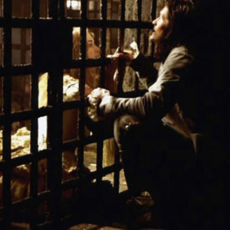 Liebe hinter Gittern: der Piratenhelferknast