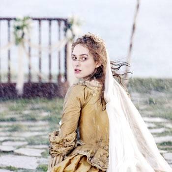Ihr Bräutigam lässt auf sich warten: Elizabeth (Keira Knightley)