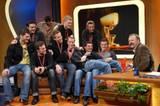 """Highlights aus zehn Jahren """"TV Total"""": Stefan Raab und die deutsche Handball-Nationalmeisterschaft, damals noch Weltmeister"""