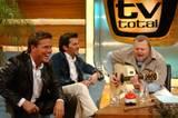 """Highlights aus zehn Jahren """"TV Total"""": Stefan Raab mit Modern Talking"""