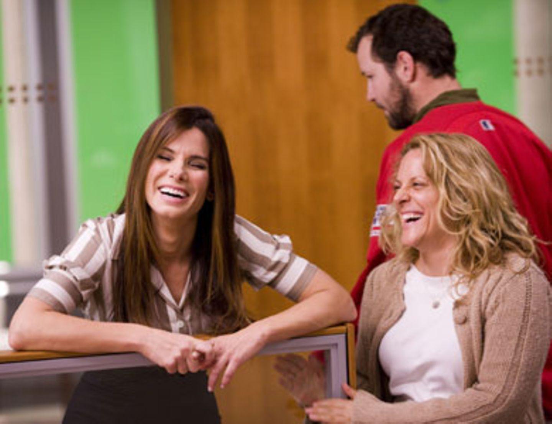 Margaret Tate (Sandra Bullock) kann in ihrem Job als Lektorin manchmal sogar lachen. Natürlich besonders über andere...