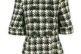 Doppelreihiger Kurzmantel mit starker Taillenbetonung und halbem Arm von Tally Weijl, ca. 60 Euro.
