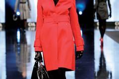 Roter Mantel; 69,00 Euro; von C&A