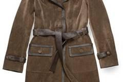 Braune Lederjacke; 99,90 Euro; von Orsay