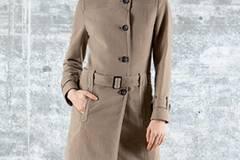 Beiger Mantel mit Gürtel; 249 Euro; von Marc O'Polo
