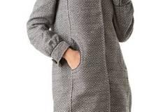 Ballonmantel aus Tweed; 99,90 Euro; von Promod