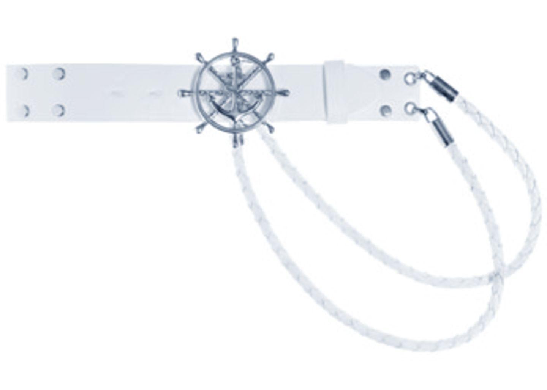 Gürtel im Marine-Style; 7,95 Euro; von mister.lady