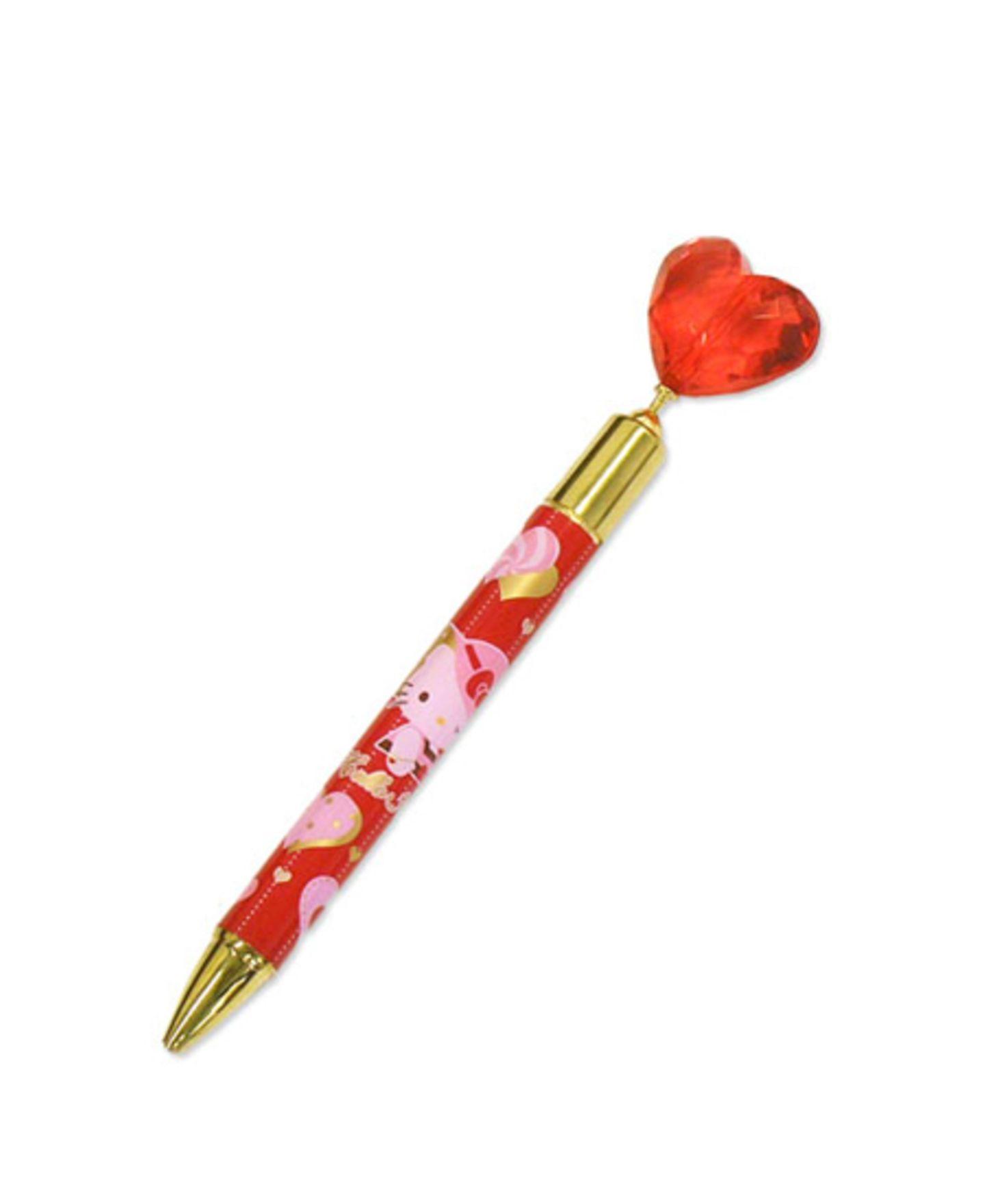 Herzig! Kugelschreiber von Sanrio-Express, um 6 Euro.