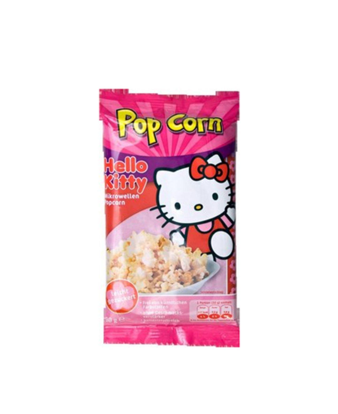 Popcorn für die Microwelle von OTTO, um 1,70 Euro.