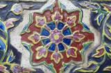 Mandala-Mosaike zieren viele thailändischen Tempelanlagen im Süden des Landes.