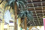 ...Die Hallen sind in 6 Themengebieten aufgeteilt: China, Indien, Persien, Ägypten, Tunesien und Andalusien...