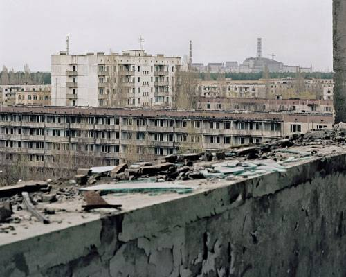 Tschernobyl: 25 Jahre danach