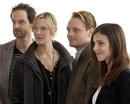 Jörg Hartmann, Anna Schudt, Stefan Konarske und Aylin Tezel