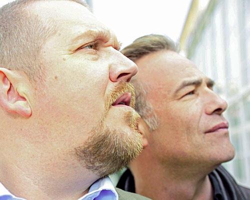 Dietmar Bär und Klaus J. Behrendt