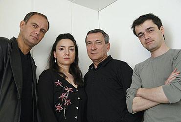 """Die """"Tatort""""-Kommissare aus dem Radio"""