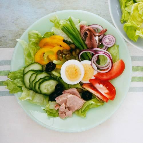 Kalorien Schlankmacher Salat Kommt Ganz Drauf An Brigittede