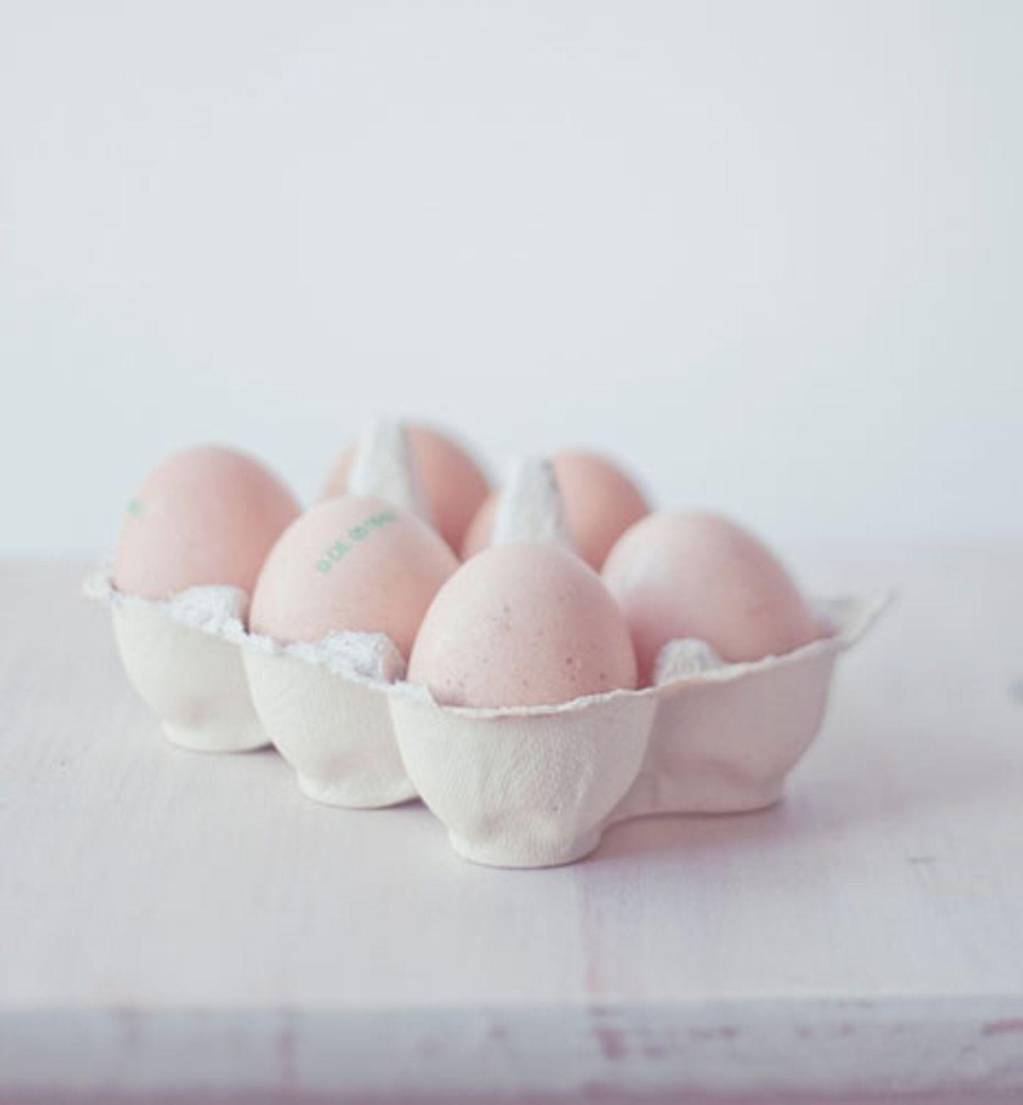 5. Ein Ei als Haarkur - hilft das?