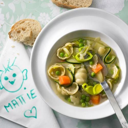 Vegetarische Küche: Vegetarische Rezepte für Kinder | BRIGITTE.de