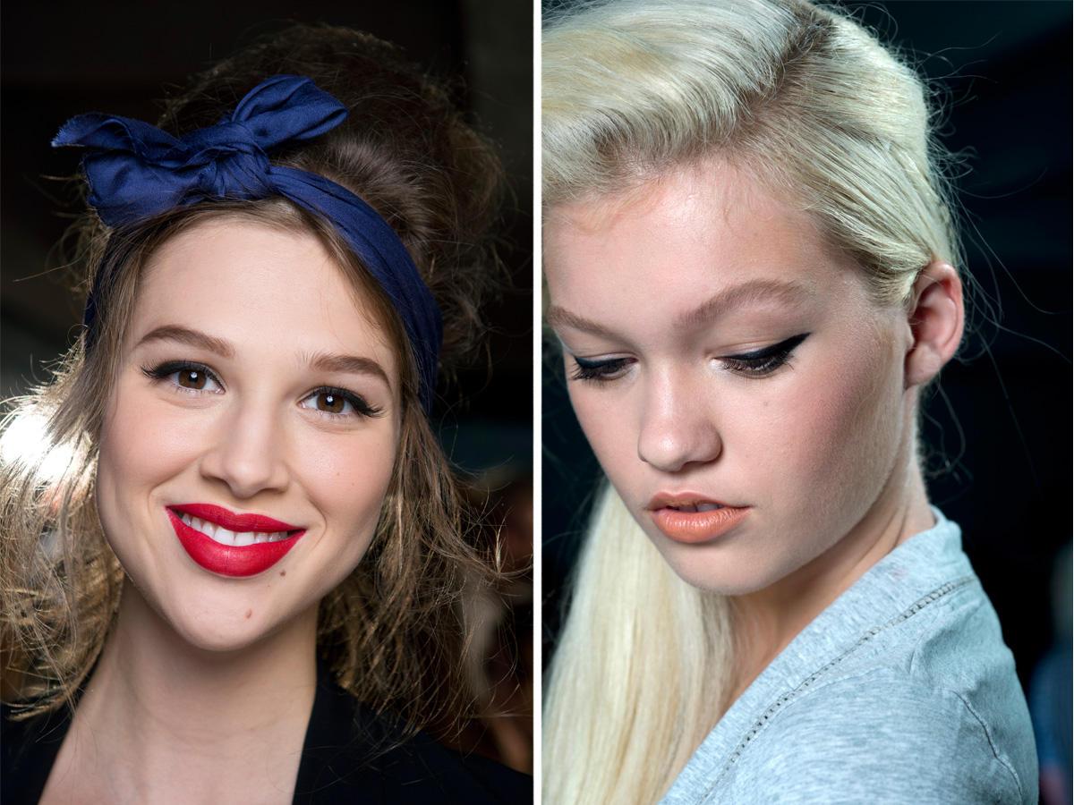 100 Make-up-Trends zum Nachschminken
