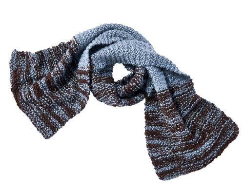 Melierten Schal