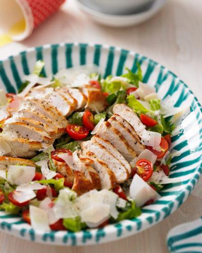 Cesar's Salad mit Hühnchen