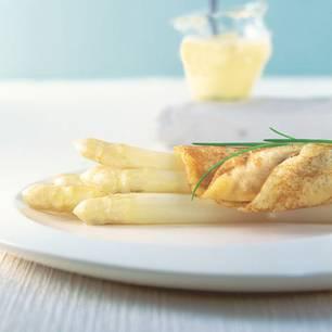 Kochschule: Sauce hollandaise: Perfekt zu Spargel
