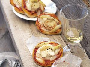 Spargel satt - von Pizza bis Lasagne