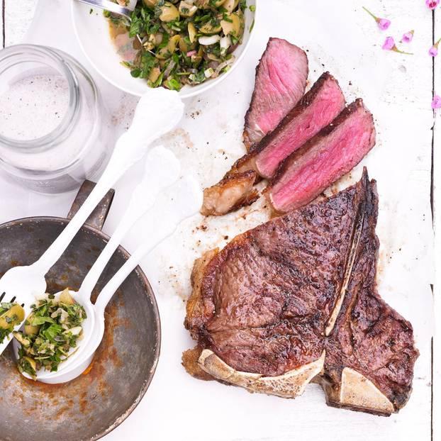 Grillrezepte: T-Bone-Steak vom Grill