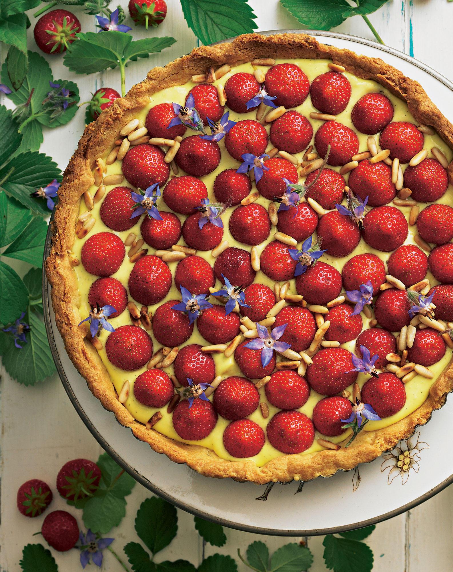 Sommerkuchen Rezepte Die Glucklich Machen Brigitte De