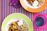 Arabischer Reis mit Gemüse