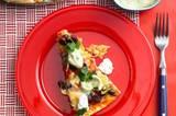 Mexikanische Pizza