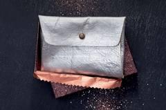 Leder-Portemonnaie selber machen