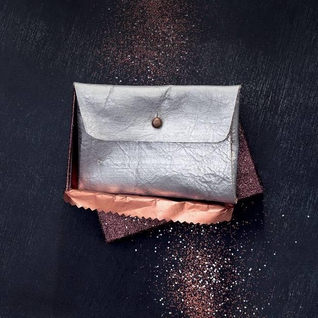 Leder Portemonnaie Selber Machen