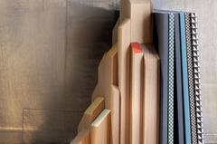 Buchstütze aus Holz selber machen