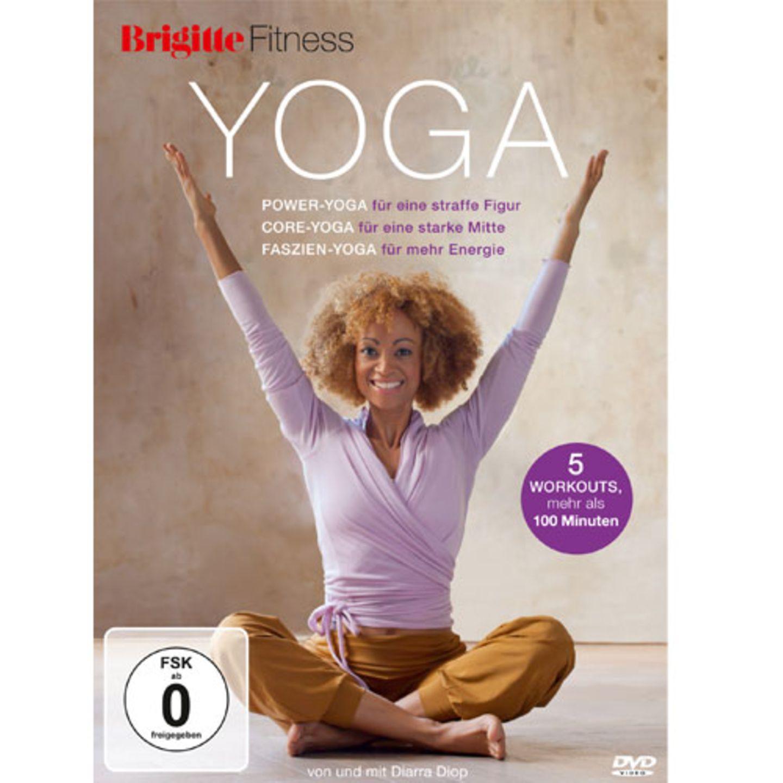 BRIGITTE-DVD: Yoga
