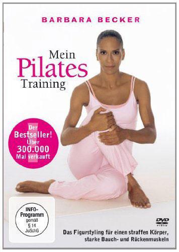 """""""Mein Pilates Training"""" von Barbara Becker"""
