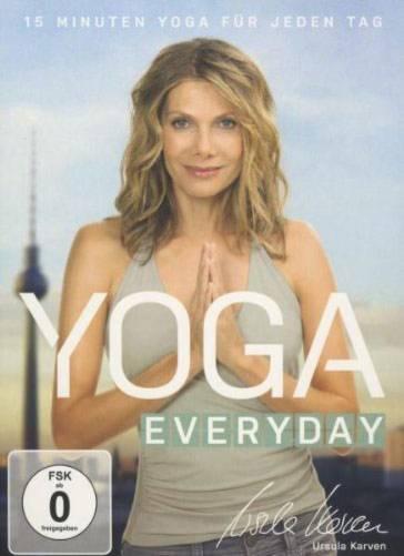 """""""Yoga Everyday"""", von Ursula Karven"""