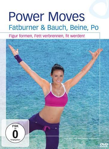 Power Moves - Fatburner und Bauch, Beine, Po