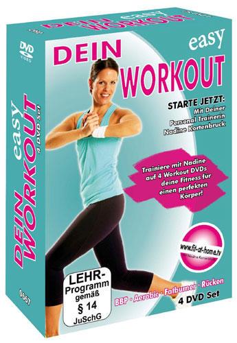 Vitaltraining für den Rücken (aus: Dein Easy-Workout)