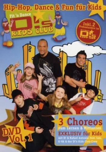 Fit'n Dance – D!s Kids Club