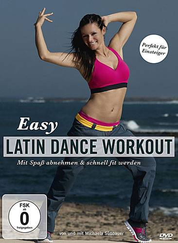 Easy Latin Dance Workout