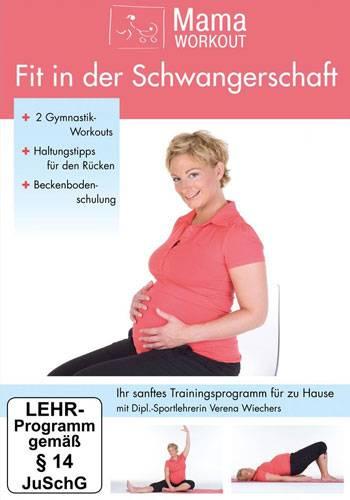 Mama-Workout - Fit in der Schwangerschaft