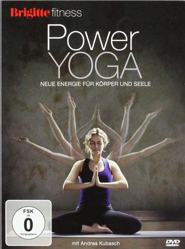 BRIGITTE Power Yoga: Neue Energie für Körper und Seele