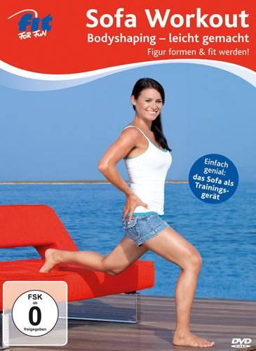 Sofa-Workout: Bodyshaping – leicht gemacht