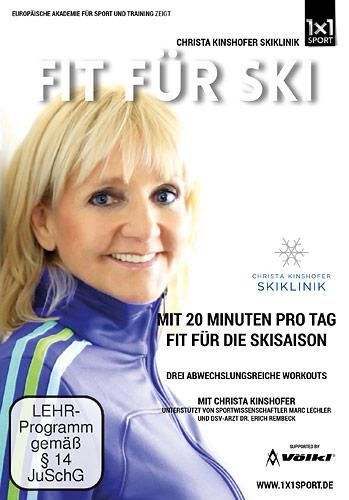 Fit für Ski von Christa Kinshofer