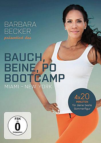 Bauch, Beine, Po Bootcamp
