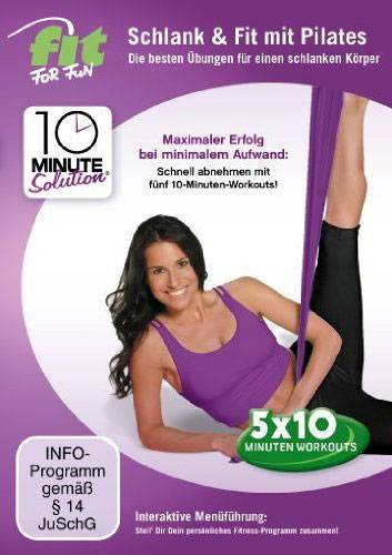 Schlank & Fit mit Pilates: Die besten Übungen für einen schlanken Körper